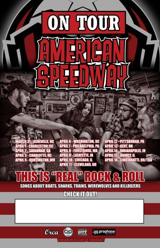 Speedway tour